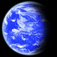 Water Planet by VaderPrime1