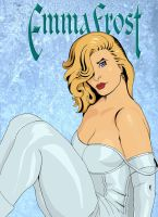 emma frost colors by mlh70
