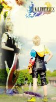 Tidus - Anywhere you go by AsheliaHime
