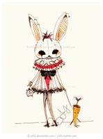 The White Rabbit by j-b0x