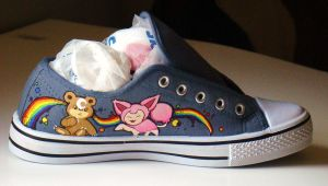 Sneak Peek-- Pokeshoes by ChumpShoes