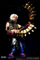 Haseo cosplay: On the Scene by YamiNoShadow