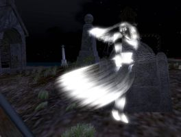 Ghostly Woman Avatar by DovSherman