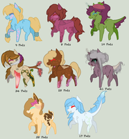 9x The Adopts by Myshferific
