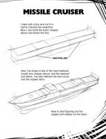 How To Draw Modern War_Missile Destroyer 1 by joewight