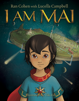 I AM MAI - Book cover by MyArcher