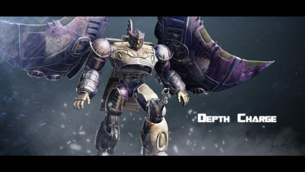 Depth Charge Tribute by MisterJL