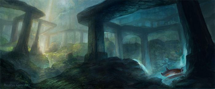 Environment concept 9/7/13 by allisonchinart