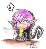Shadow Link Luvs Ramen by ShadowLinkFanClub