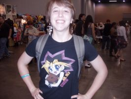 AWA 2012 Yugi Shirt by KittyChanBB