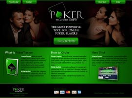 Poker website by Jones500