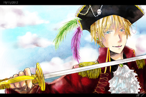 Hetalia: United Kingdom by KuroKiseki-245