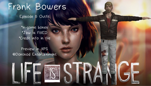 LiS - Frank Bowers - Episode 5 by angelic-noir