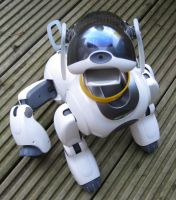 Aibo surprise by mh7ah