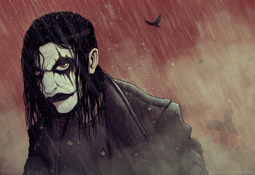 The Crow by devilhs