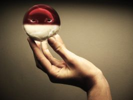 Voltorb by wazzy88