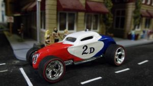 Famous 2D Coupe by hankypanky68