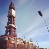 134 Blackpool Tower by DistortedSmile