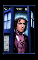 8th Doctor by cohensghost