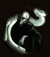 The Dark Lord's Serpent by slytherinfiend