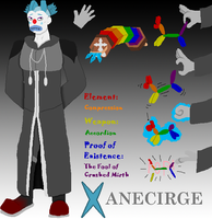 Xanecirge Character Sheet by PumpkinApprentice431