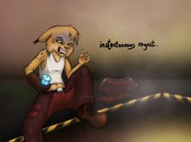 Instantaneous regret by moremagic