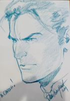 Requiem/Leo sketch by elena-casagrande