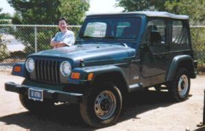 Me and Muh Jeep by keikittora