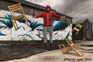 Levitation: The Chair Man by Rustyoldtown