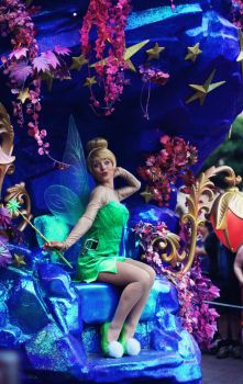 Tinkerbell by Mlle-Dreamer