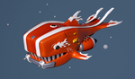 Turbo whale by VanoNTP