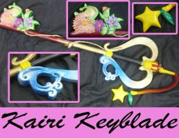 Kairi Keyblade by Otaru-Shirou