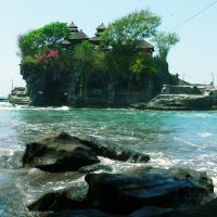 tanah lot temple by 4dreamer