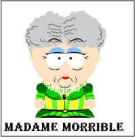 SP Wicked: Horrible Morrible by Adam430k