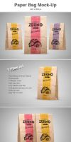 Paper Bag Mock-Up by Korch777