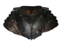 Black gorget by SSSF