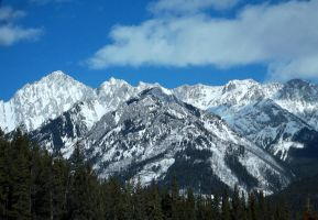 Rocky Mountains 2 by MasterpeiceMayhem