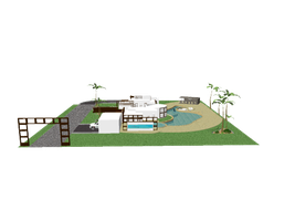 MMD Mansion download by Girlshaunted102