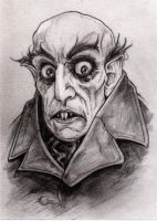 Nosferatu by Christopher-Manuel