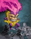 Modok by Tom Raney by steveart81