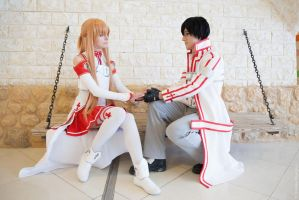 Sword Art Online Asuna by AlienOrihara