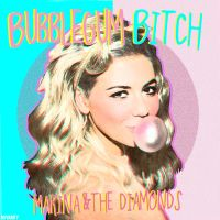 Marina And The Diamonds - Bubblegum Bitch by VanityCovers