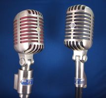 MICROPHONE 108 by uncledave