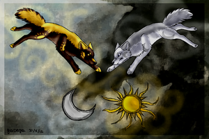 .:Sun and Moon Catchers:. by graciegra