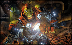 Ultimate Iron Man by Tortuegfx