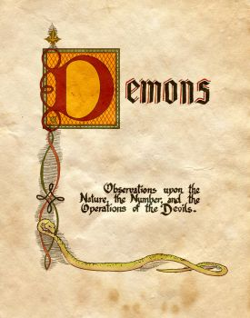 Demons Entry by Charmed-BOS