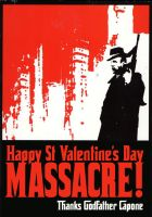 Happy St Valentine's Massacre by obefiend