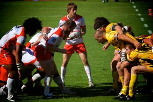 Rugby - ready steady GO by Abylone