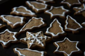 Biscuits de Noel (+recipe) by ClaraLG