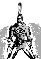 Omac SOTD 0414 by ADE-doodles